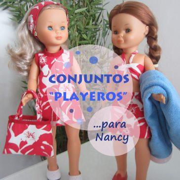 """Conjuntos """"Playeros"""" para Nancy"""