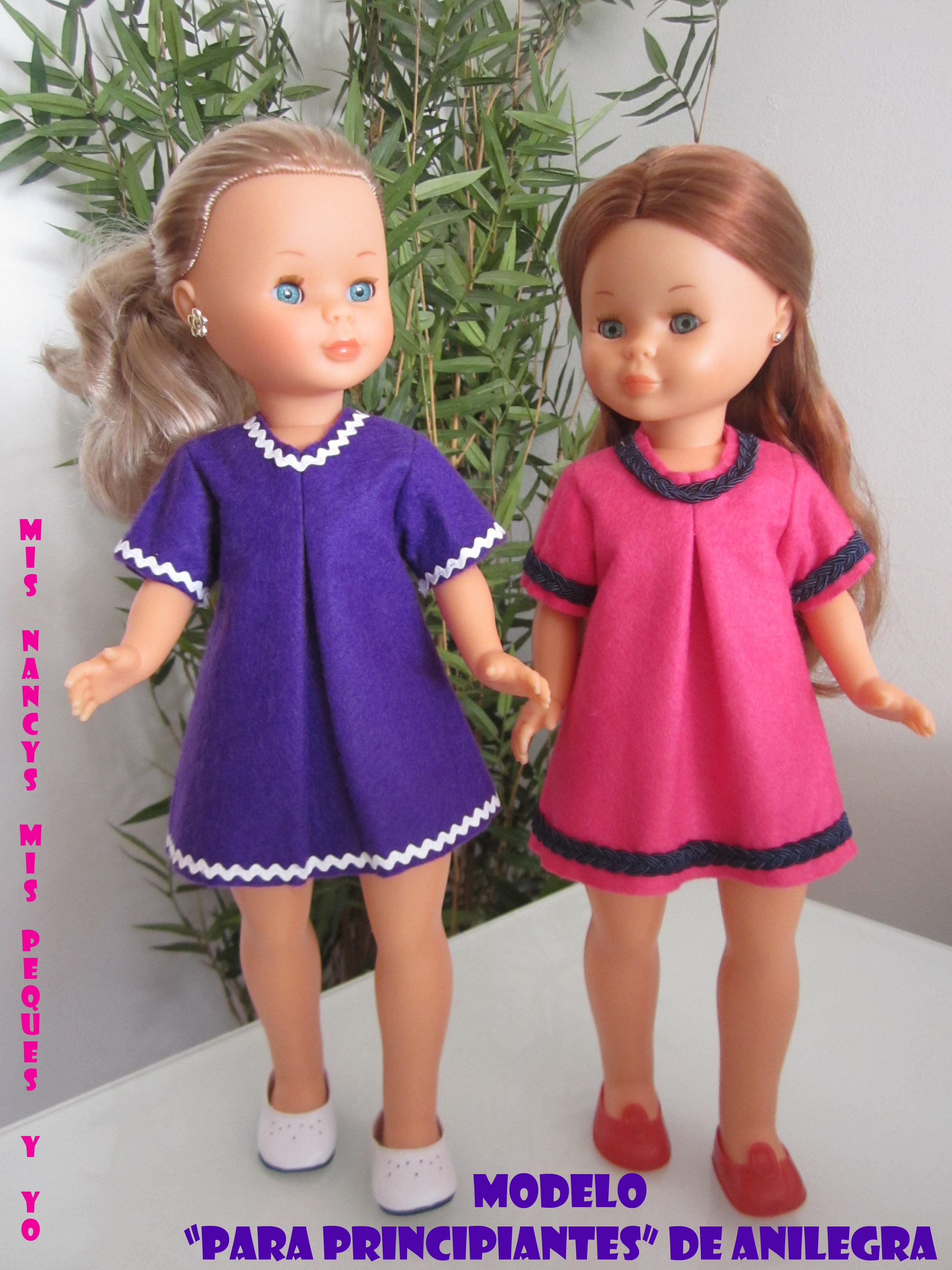"""Modelo """"para principiantes"""" de Anilegra para Nancy"""