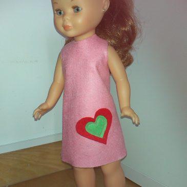 "Modelo ""Paula"" de Anilegra para Nancy"