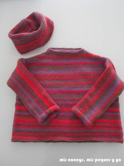 mis nancys, mis peques y yo, Tutorial DIY como coser un jersey de lana, jersey y bufanda