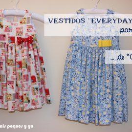 """Vestido """"Everyday dress"""" para niñas de """"Cosotela"""""""