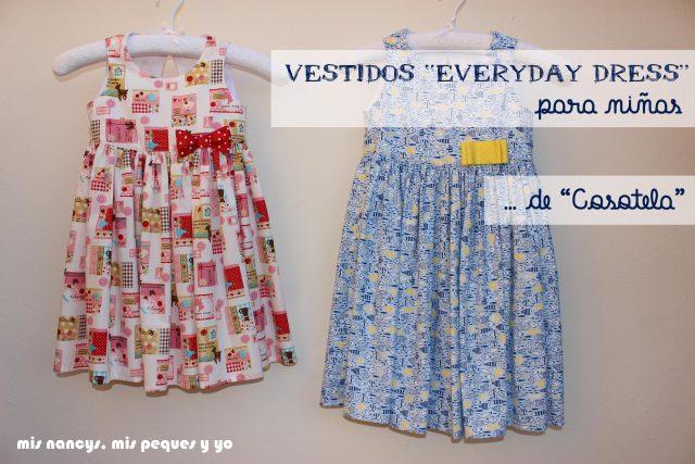 mis nancys, mis peques y yo, vestido everyday dress de Cosotela